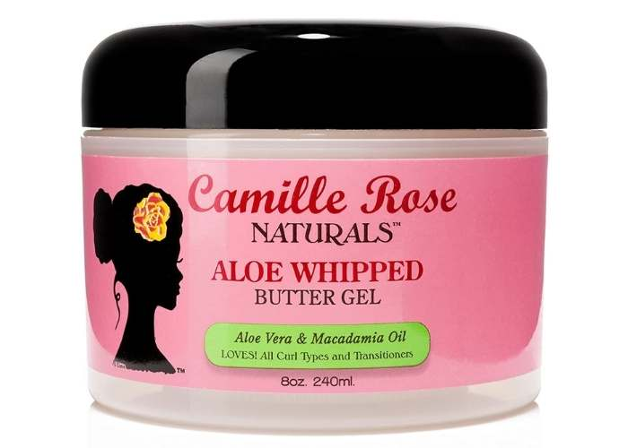 an image of camille rose aloe whipped butter gel