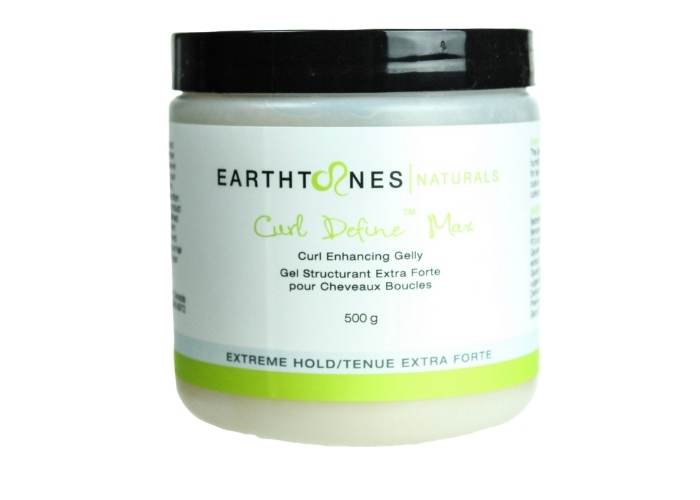 an image of Earthtones Naturals Curl Defining Gelly