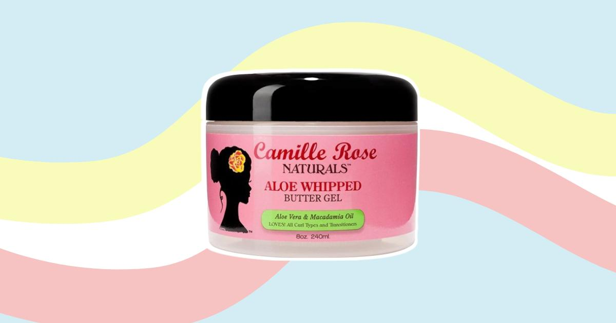 an image of camille rose aloe whipped butter gel_the best gel for natural hair