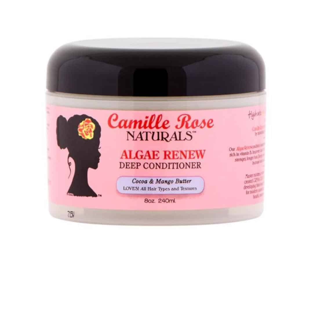 an image of camille rose algae renew deep conditioner