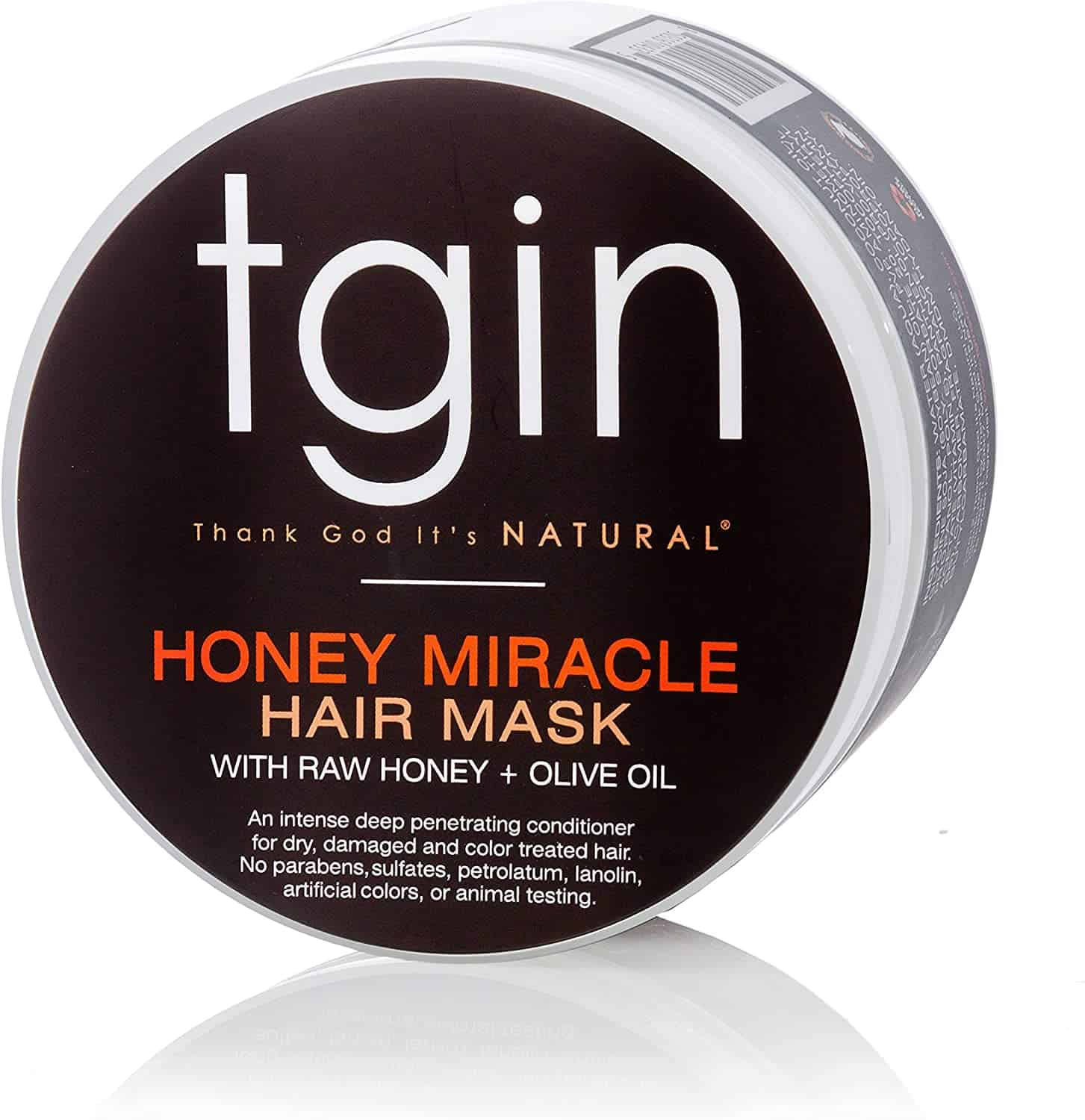 best deep conditioner, TGIN honey miracle hair mask