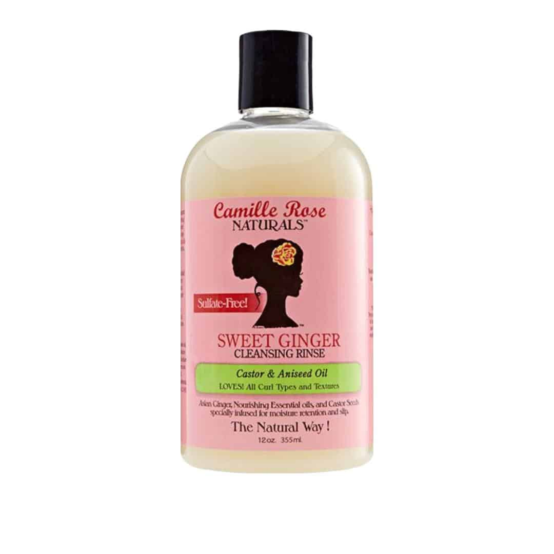 an image of camille rose sweet ginger rinse