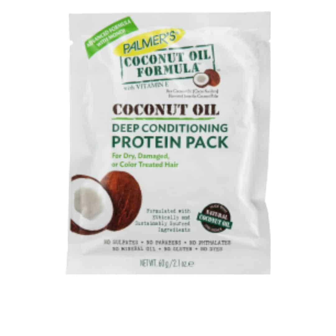 an image of palmer deep conditioning protein pack