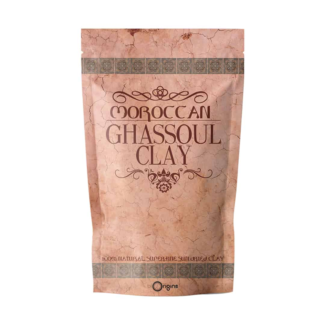 an image of creme of nature pre-shampoo detoxifying clay mask